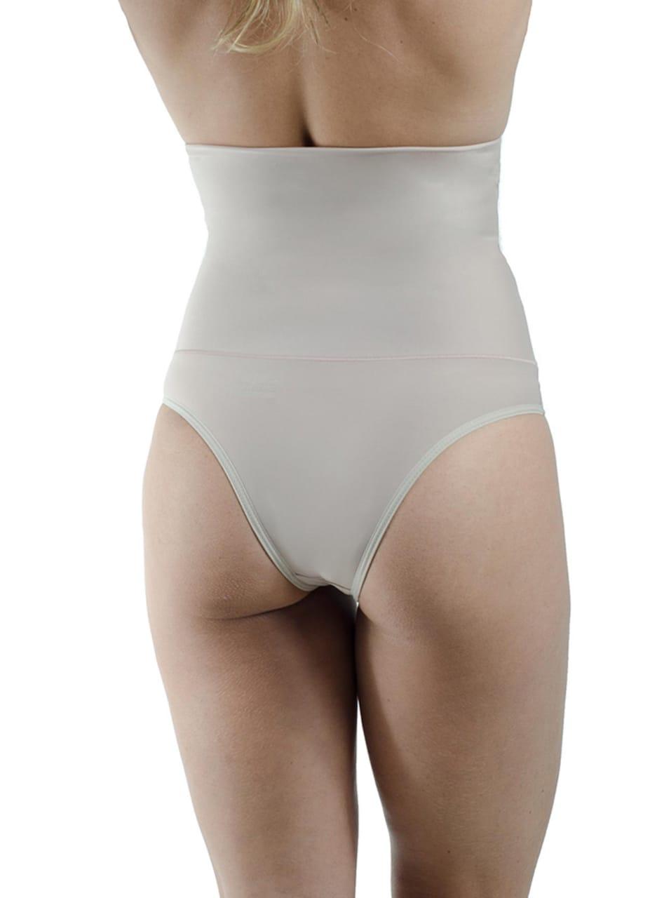 Calcinha compressão abdominal reduz culote não marca