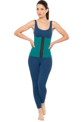 Cinta corset fitness praticas esportivas maior sustentação