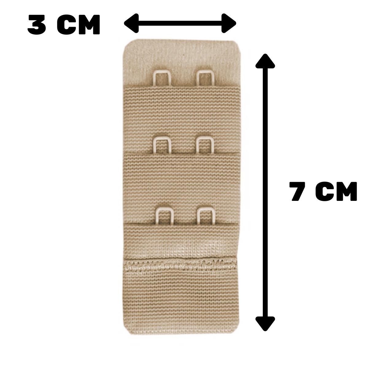 Extensor de sutiã alargar costas e aumentar comprimento