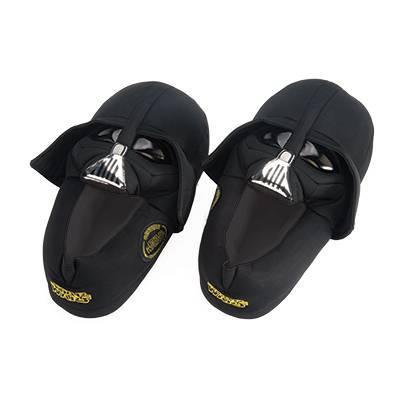 Pantufa Darth Vader star wars unissex preta