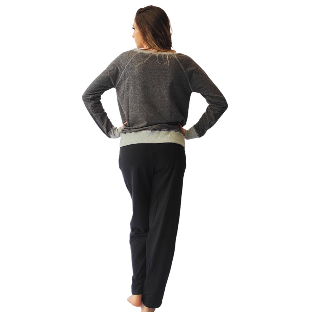 Pijama feminino inverno  blusa manga longa quentinho