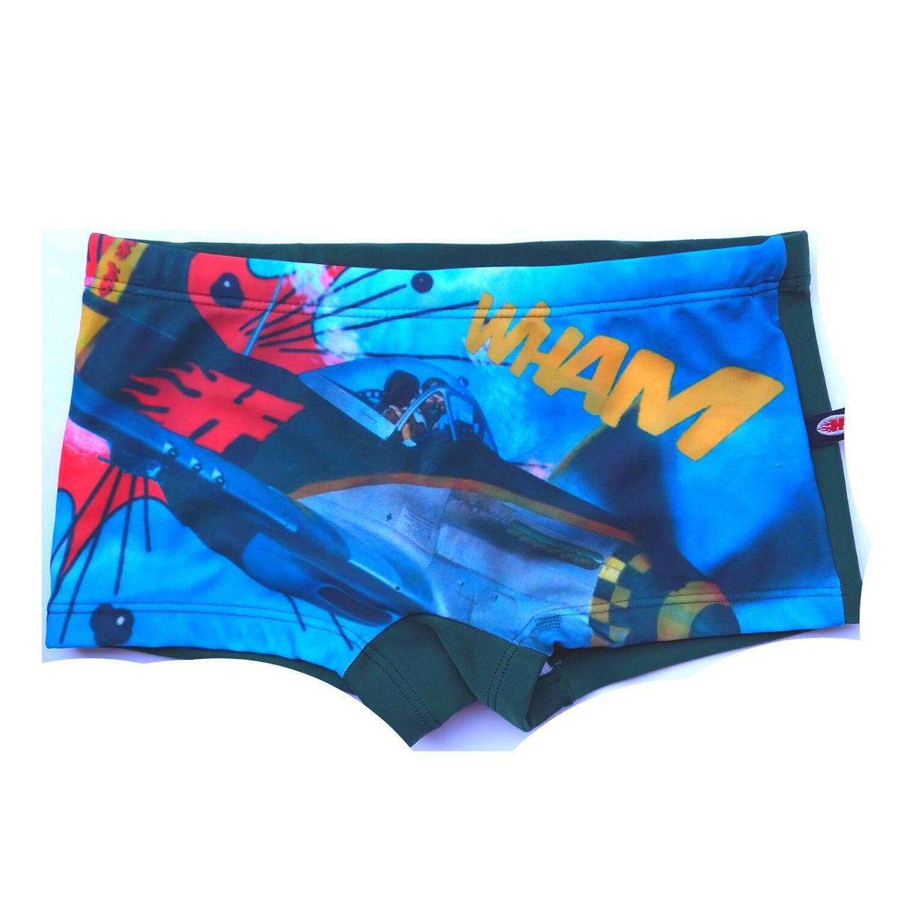 Sungão sunga boxer de praia menino infantil cueca piscina
