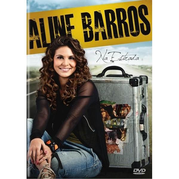DVD - Aline Barros - Na Estrada