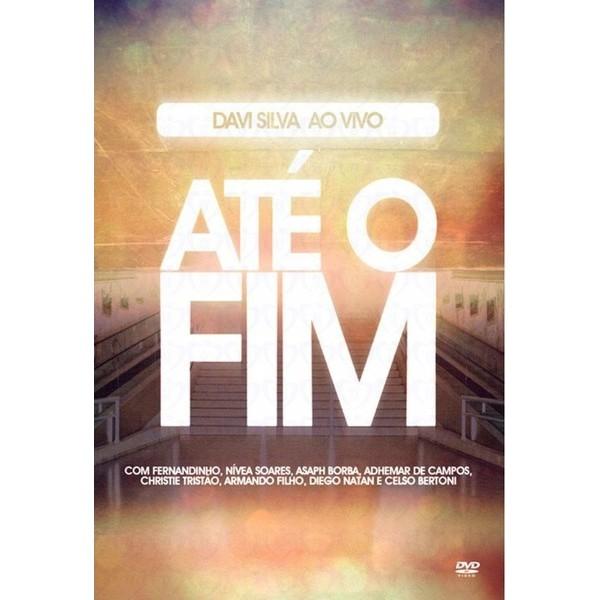 DVD - Davi Silva - Até o Fim - Ao Vivo