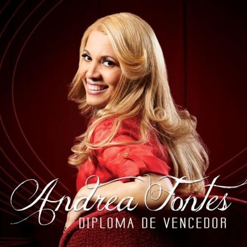 CD - Andrea Fontes - Diploma de Vencedor