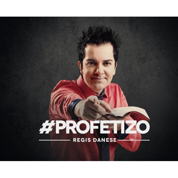 CD - Regis Danese - #Profetizo