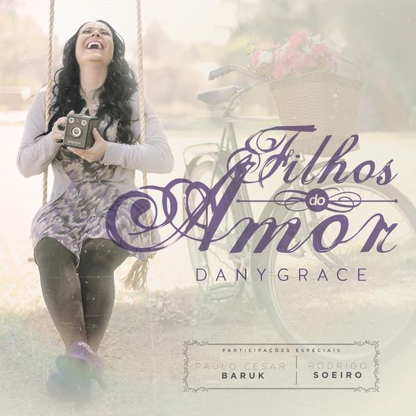 CD - Dany Grace - Filhos do Amor