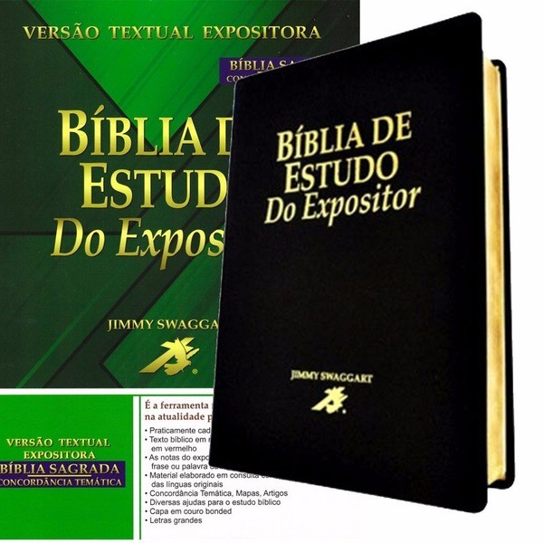 Bíblia de Estudo do Expositor