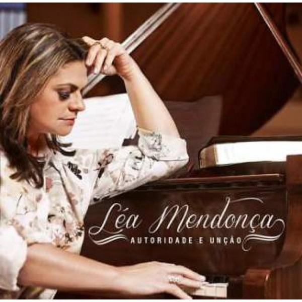 CD - Léa Mendonça - Autoridade e Unção