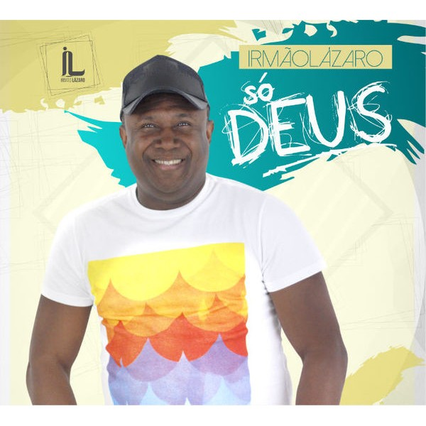 CD - Irmão Lázaro - Só Deus