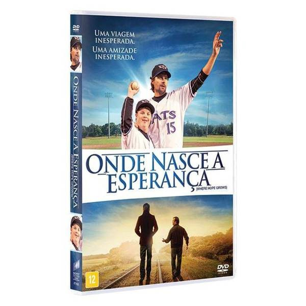 DVD - Onde Nasce a Esperança