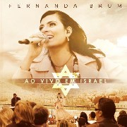 CD - Fernanda Brum - Ao Vivo em Israel