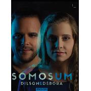 DVD+CD - Dilson e Débora - Somos Um