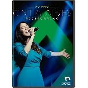 DVD+CD - Cintia Alves - Restauração