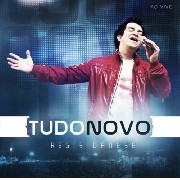 CD - Regis Danese - Tudo Novo
