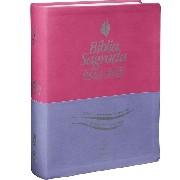 Bíblia Sagrada letra extragigante - Harpa Cristã