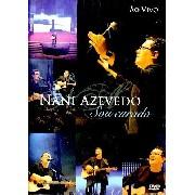 DVD - Nani Azevedo - Sou curado - Ao vivo