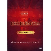 DVD - Nani Azevedo - Excelência - Ao vivo