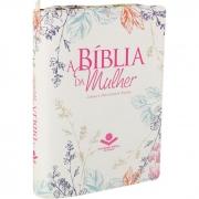 Bíblia da Mulher com zíper (Média RA)