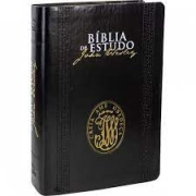 Biblia de Estudo John Wesley