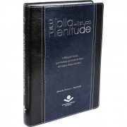 Bíblia de Estudo Plenitude - RA