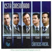 CD - cânticos vocal - Está consumado