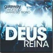 CD - Diante trono - Deus Reina