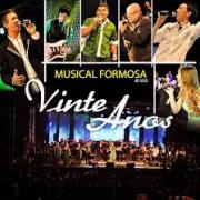 CD Duplo - Musical Formosa - Vinte Anos