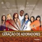 CD - Geraçao de adoradores vol.2