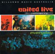 CD - Hillsong United Live - Everyday