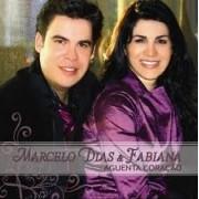 CD - Marcelo Dias e Fabiana - Aguenta coraçao