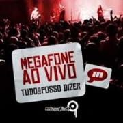 CD - Megafone - Tudo o que posso dizer