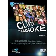 DVD - Clipes & Karaoke volume 1