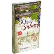 Livro -30 dias na terra dos salmos - Charles H. Dyer