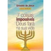 Livro - 7 coisas impossiveis Deus fara na sua vida - Erivaldo de Jesus