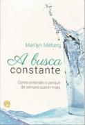 Livro - A busca constante - Marilyn Meberg