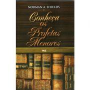 Livro - Conheça os profetas menores