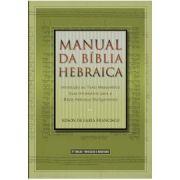 Livro - Manual da Biblia Hebraica