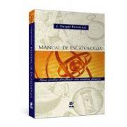 Livro - Manual de escatologia - J.Dwight