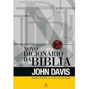 Livro - Novo Dicionario da biblia - John Davis