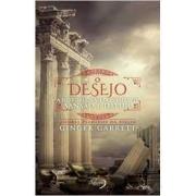 Livro - O desejo a historia não contada de Sansão e Dalila - Ginger