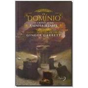 Livro - O dominio as cronicas da rainha jezabel - ginger Garrett