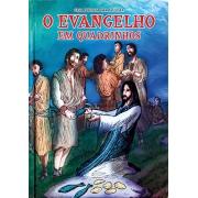 Livro - O Evangelho em quadrinhos