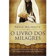 Livro - O livro dos milagres - Kevin Belmonte