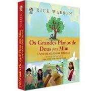 Livro - Os Grandes Planos de Deus para mim - Rick Warren