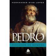 Livro - Pedro pescador de homens - Hernandes