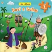 Livro - Quebra cabeça Davi e Golias