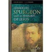 Livro - Sermoes de Spurgeon sobre os milagres de Jesus