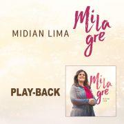 PB - Midian Lima - Milagre (playback)