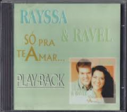 PB - Rayssa & Ravel - So pra te amar (playback)